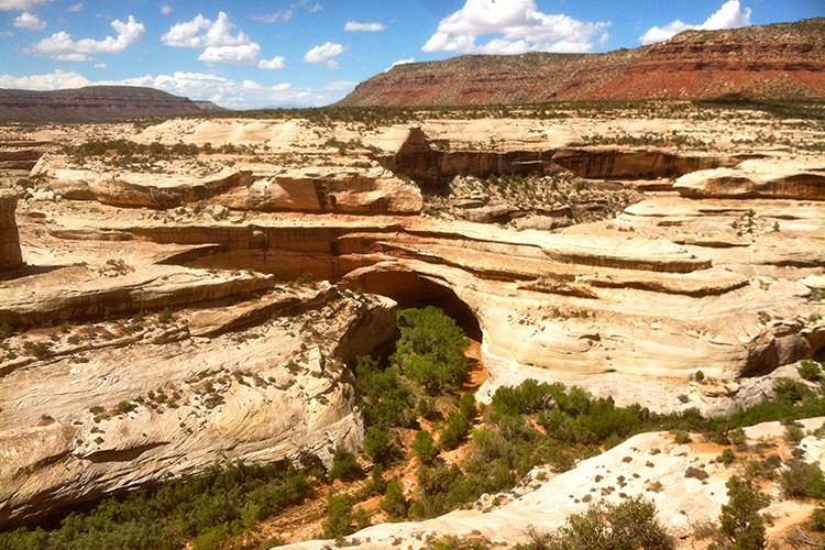 Desierto de Utah, Kachina Bridge