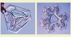 Cristales triangulares