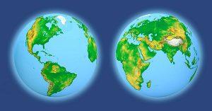La corteza terrestre