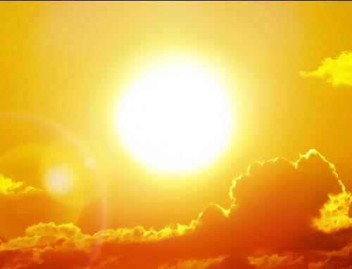 La luz del primer día: Sol 1
