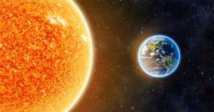 ¿El Sol gira como la Tierra?