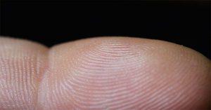 Las huellas dactilares del Creador