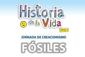 Jornada de creacionismo - Fósiles