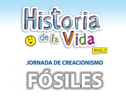 Jornada de creacionismo – Fósiles