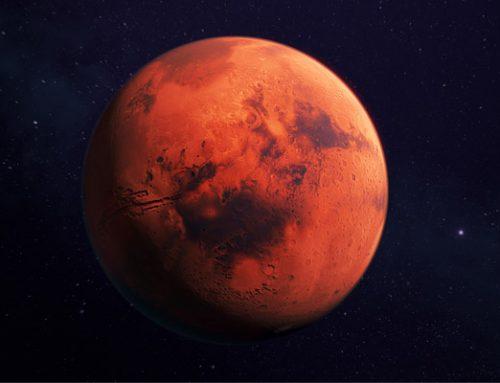 ¿Por qué Marte es rojo?